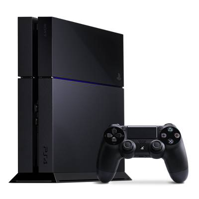 PlayStation 4 500GB + 1 DualShock 4
