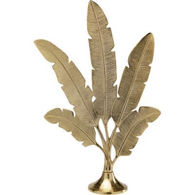 Objeto decorativo Feathers 73cm