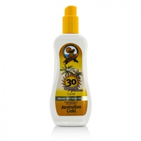 Bloq A Gold Plus Spray Gel Spf30 8Oz
