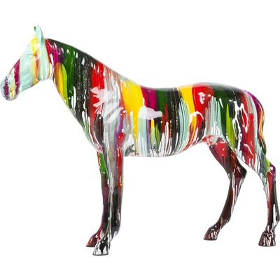 Figura decorativa Horse colores