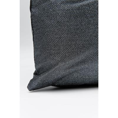 Cojín Disco 41x41 negro