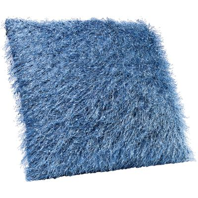 Cojines Flocki azul 45x45cm