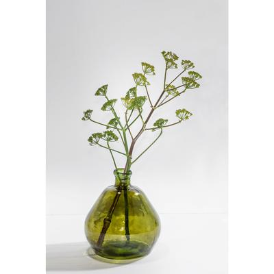 Vasija Comillas verde 50 cm