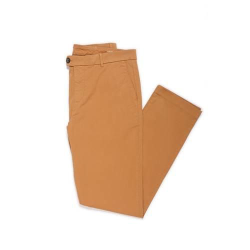Pantalon Mercury Color Siete Para Hombre  - Naranja