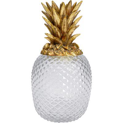 Caja decorativa Pineapple Visible