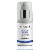 Gel fluido anti age con liposomas y nanomes. 30 ml