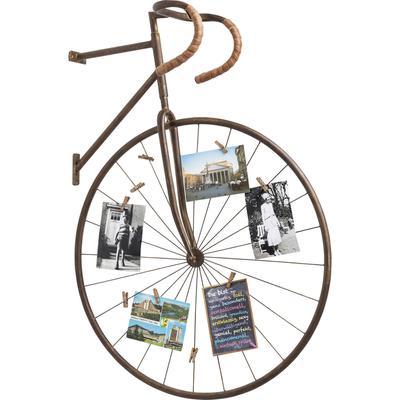 Decoración pared Memo Holder Bike