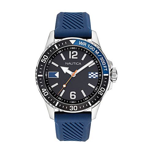 Reloj Freeboard Negro - Plateado