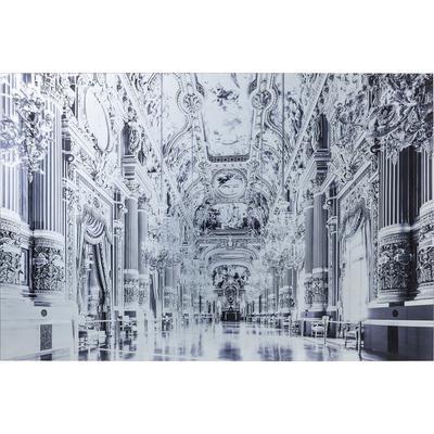 Cuadro cristal Metallic Versailles 80x120cm