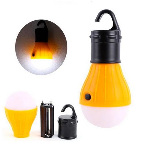 Lámpara De Tienda Colgante Para Camping