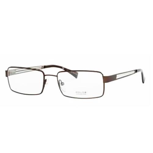 Gafas Oftálmicas Café-Transparente 8613-K03