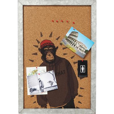 Corcho pared Gangster Monkey