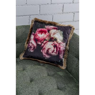 Cojín Blush rosas 45x45cm