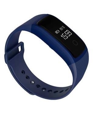 Pulsera Inteligente A9 Bluetooth Color Azul Sah007 Azul - BEDATA