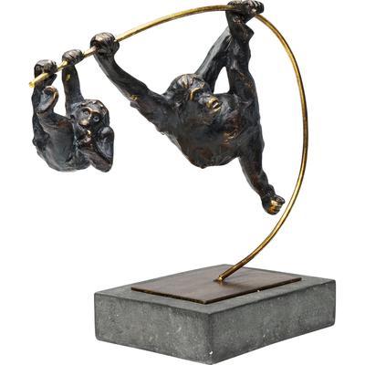 Objeto decorativo Climbing Monkeys