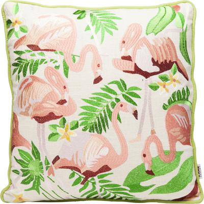 Cojín Exotic Flamingo 45x45cm