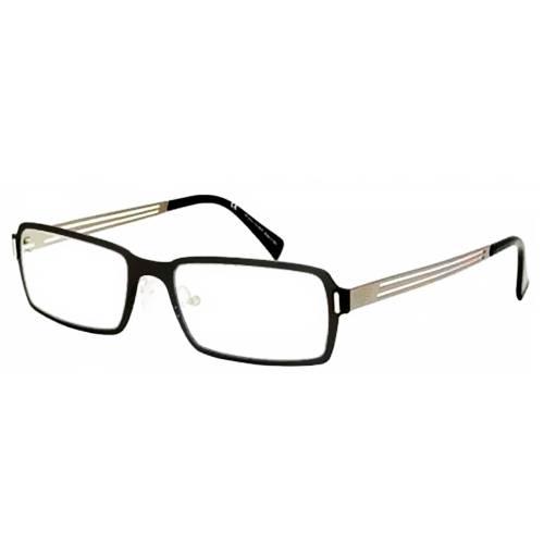 Gafas Oftálmicas Negro-Transparente 8612-568