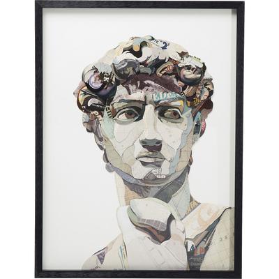 Cuadro Art Statue 100x75cm