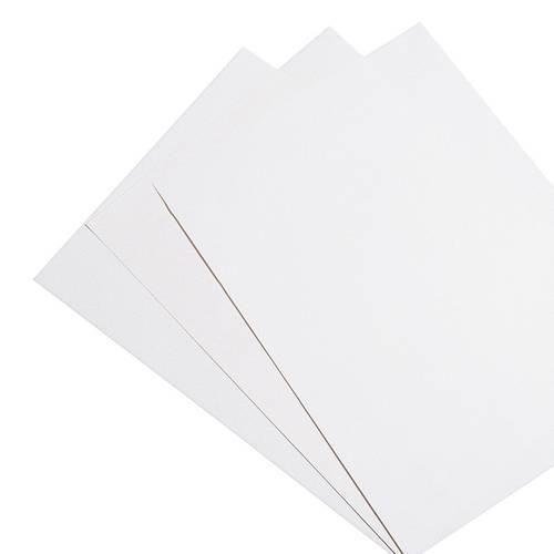 Cartulina Blanca 1/8 X10 - X3 Paquetes