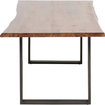 Mesa Harmony oscuro acero 200x100