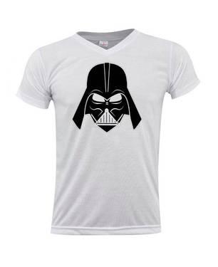 Camiseta Cuello V Darth-Vader 0177 - ART GENERATION