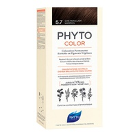 Phytocolor 5.7 Light Chestnut Brown 50ml