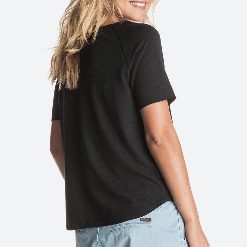 Camiseta Erjzt03861-Kvj0 Negro