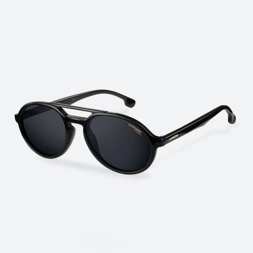 Gafas de sol ovalado gris 0-53