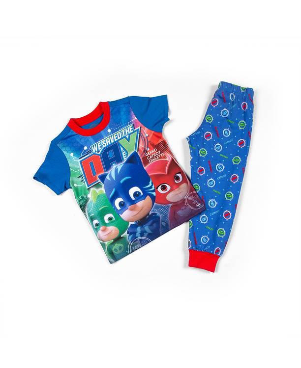 Pijama Caminador Pj Mask
