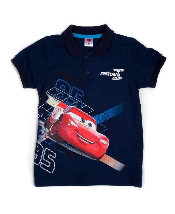 Camiseta Polo Caminador Cars