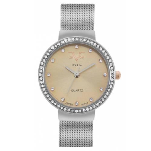 Reloj Plateado/Plateado - V1969_093-1