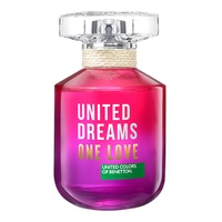 Benetton United Dreams One Love Mujer EDT 80 ML
