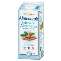Almendrola Bebida de Almendras Original 1 Lt