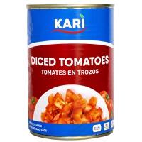 KARI TOMATES DICED 400 G