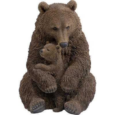 Objeto decorativo Cuddle Bear Family 81cm