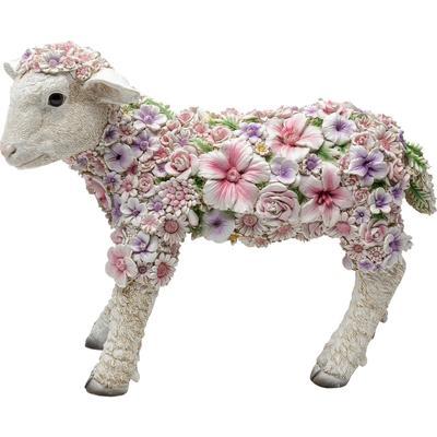 Objeto decorativo Lamb Flower Power