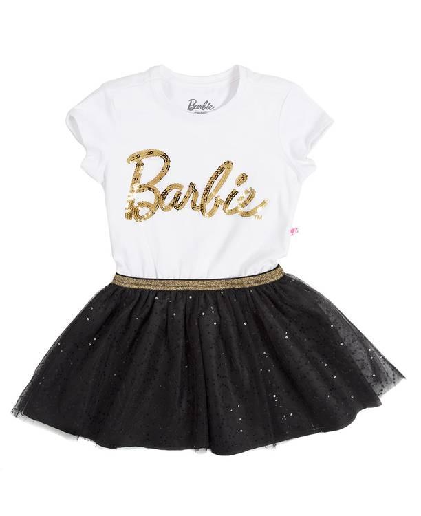 Vestido Niña Barbie