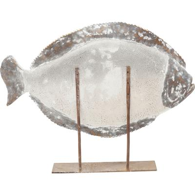 Objeto decorativo Pesce Natura 67cm