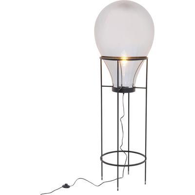 Lámpara mesa Pear Frame negro 158cm