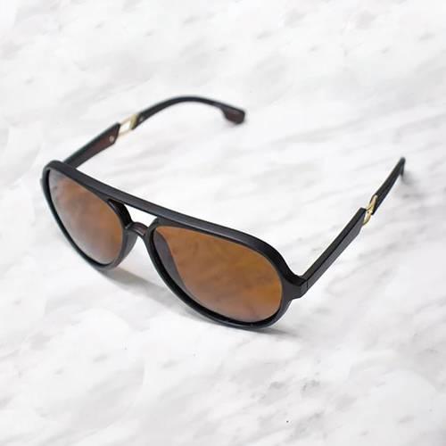 Gafas de sol polarizada con filtro UV 400 Marrón - Marrón