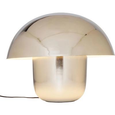 Lámpara mesa Mushroom cromo