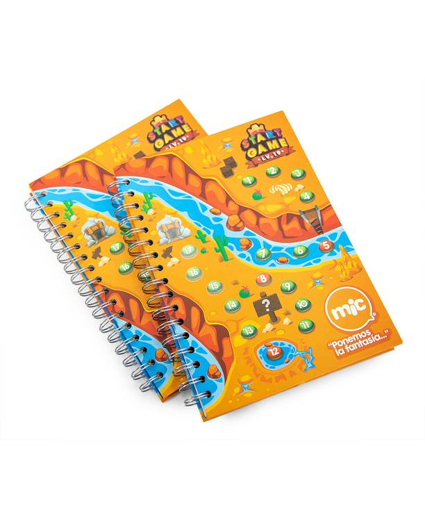 Cuaderno edición especial