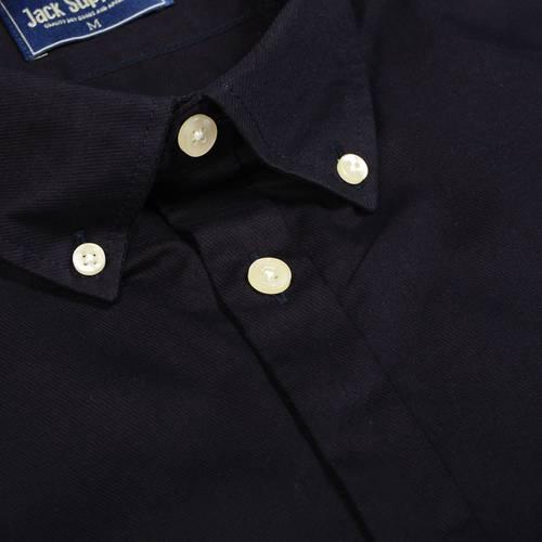 Camisa Manga Corta Jack Supplies Para Hombre - Azul