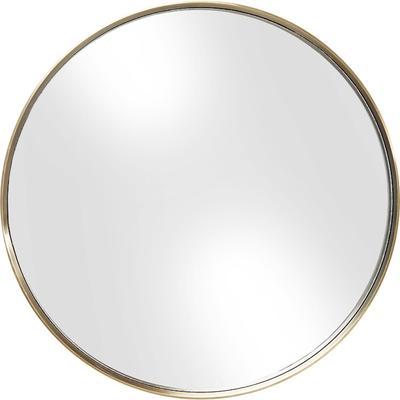 Espejo Curve redondo latón Ø60cm