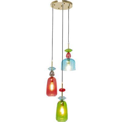 Lámpara Goblet Colore Spiral