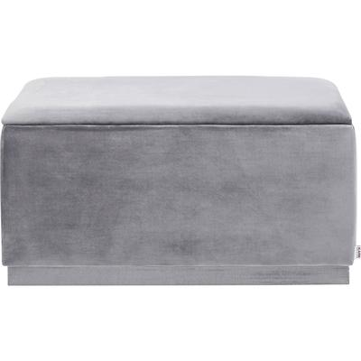 Banco Cherry Storage gris 80cm