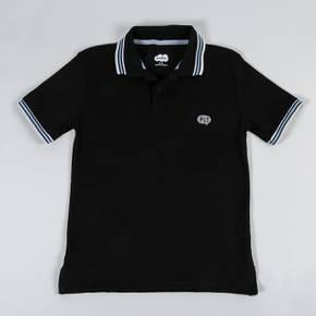 Camiseta tipo polo manga Corta kid Boy