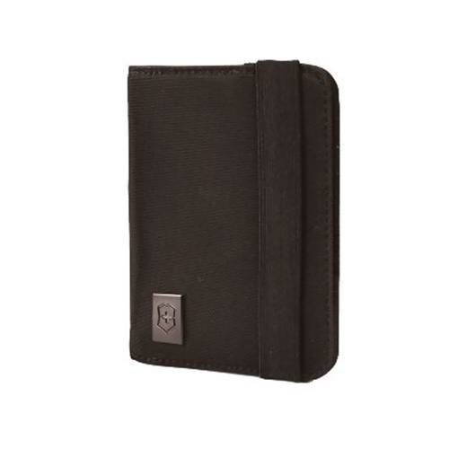 Accesorio Porta Pasaportes 172201 Negro - Victorinox