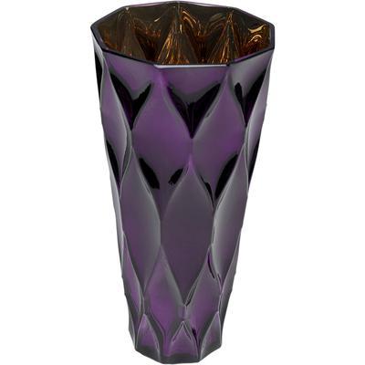 Vasija Rhomb lila 30cm
