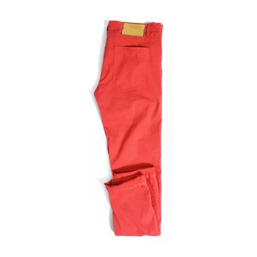 Pantalon Cleverlander Color Siete para Hombre - Rojo